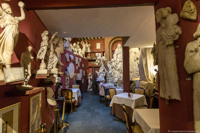 Canova Tadolini best coffee in Rome cafés Italy Italian coffee