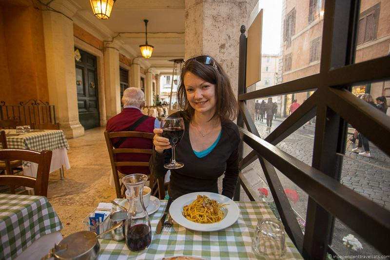 Caffe Domiziano best coffee in Rome cafés Italy Italian coffee