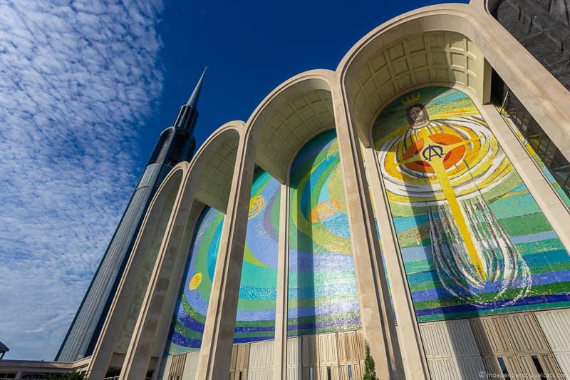 Cosmic Christ Eggbeater Jesus top things to do in Huntsville Alabama