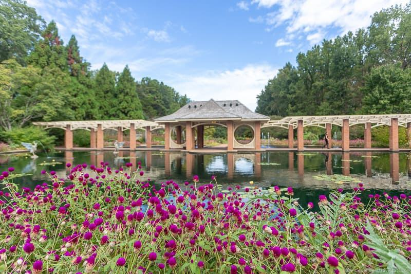 Huntsville Botanic Garden top things to do in Huntsville Alabama