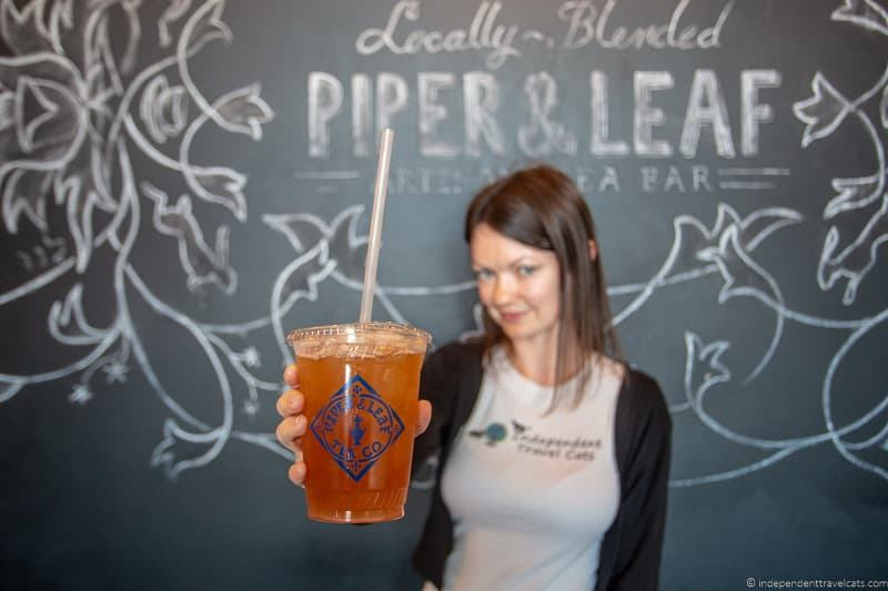 Piper & Leaf Lowe Mill Arts top things to do in Huntsville Alabama