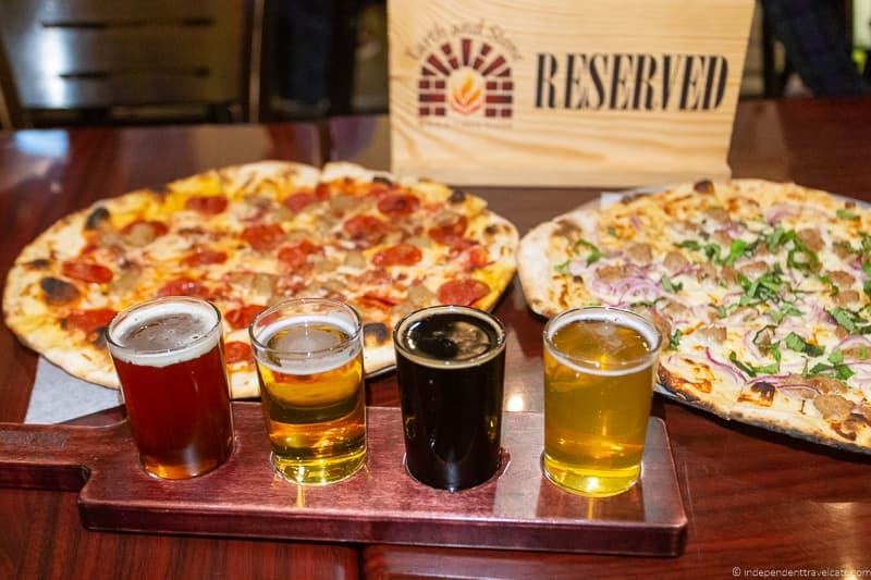 Earth and Stone Pizza top things to do in Huntsville Alabama