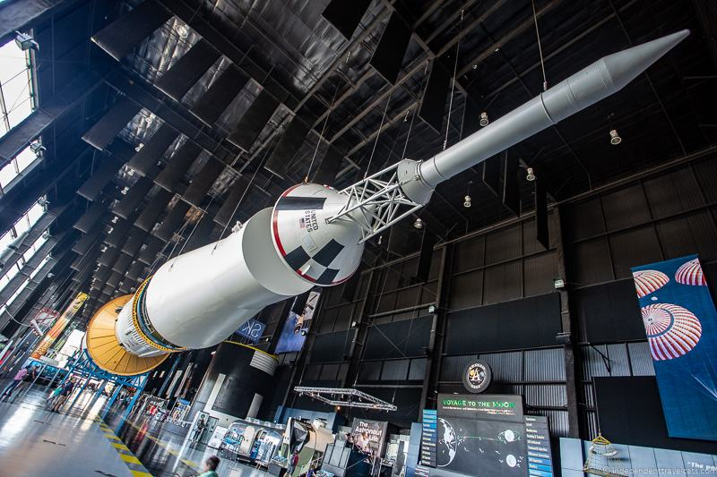 U.S. Space and Rocket Center top things to do in Huntsville Alabama