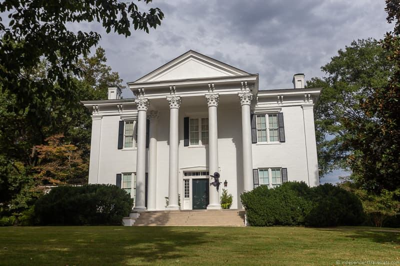 Moore-Rhett house top things to do in Huntsville Alabama