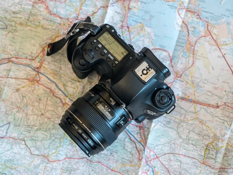 Best DSLR Cameras for Travel 2019 - Travel Photography