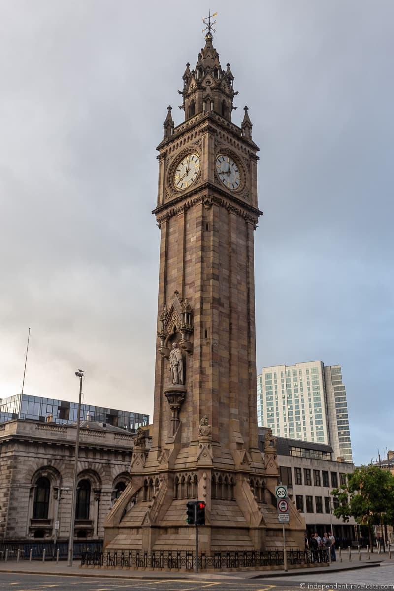 Albert Memorial Tower things to do in Belfast Ireland travel guide