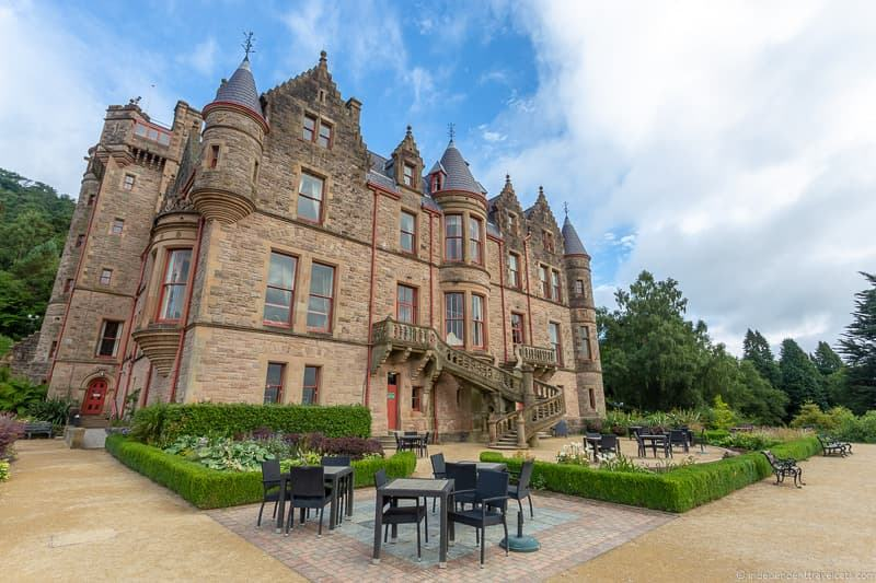 Belfast Castle Cave Hill Country Park things to do in Belfast Northern Ireland travel guide