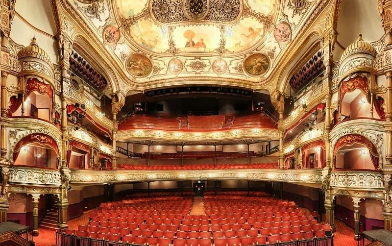 Grand Opera House Belfast things to do in Belfast Northern Ireland travel guide