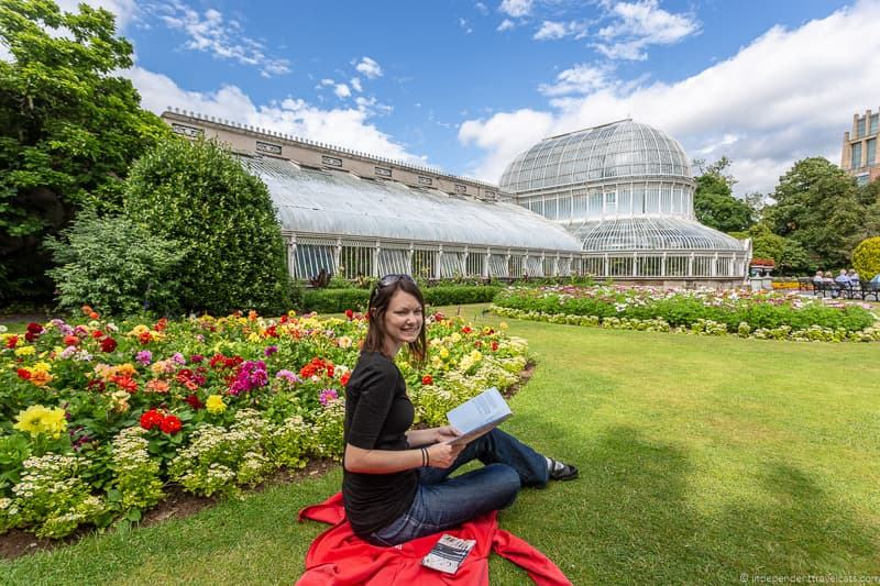 Botanic Gardens things to do in Belfast Northern Ireland travel guide