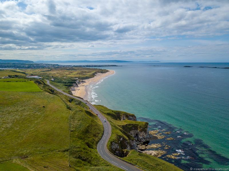 CausewayCoastal Route things to do in Belfast Northern Ireland travel guide