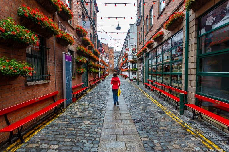 Cathedral Quarter Duke of York things to do in Belfast Northern Ireland travel guide