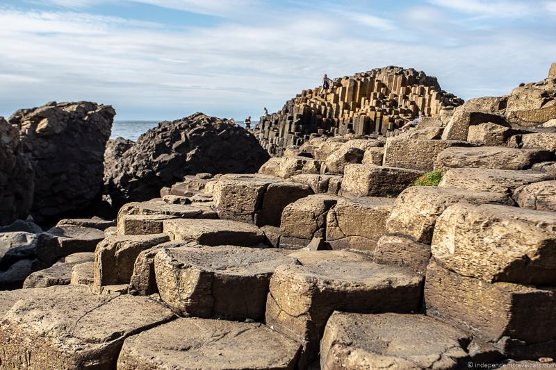 Giant's Causeway Belfast day trip things to do in Belfast Northern Ireland travel guide