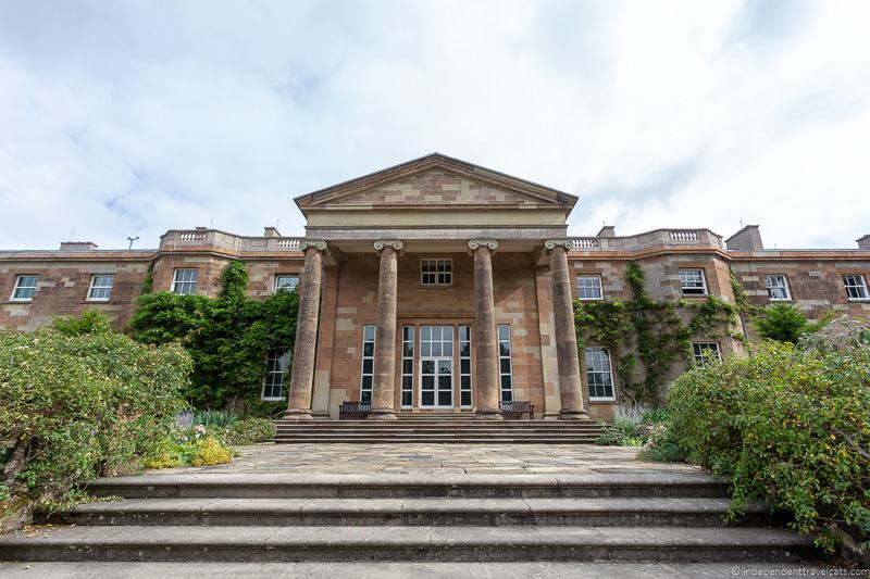 Hillsborough Castle royal palace Northern Ireland things to do in Belfast Northern Ireland travel guide