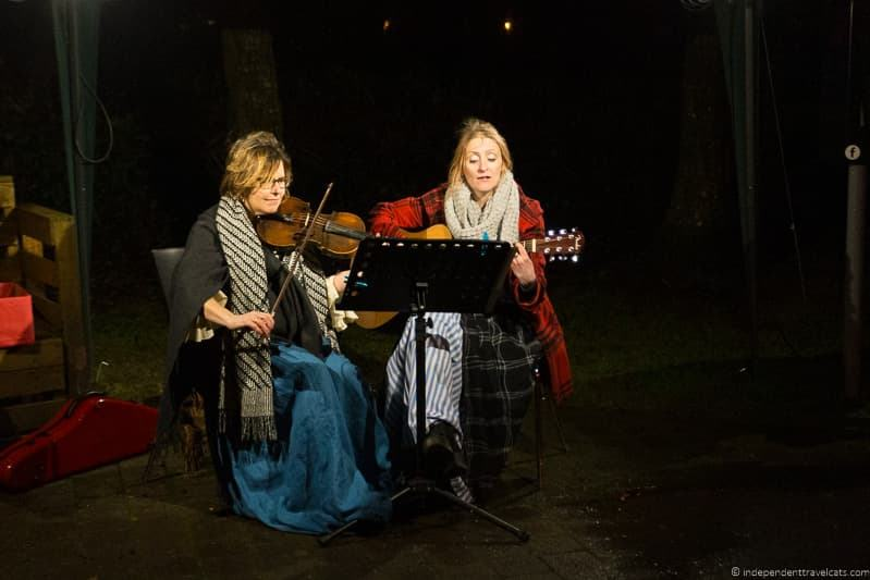 Alloway Burns Supper where to celebrate Burns Night in Scotland
