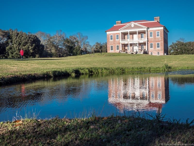 Drayton Hall plantation house Charleston plantations guide South Carolina plantation tours