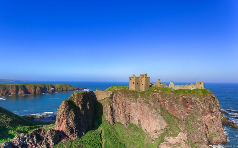 Dunnottar Castle day trips from Edinburgh day trips Edinburgh day tours Scotland