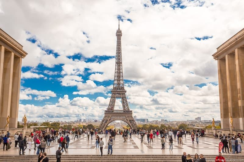 Tour Eiffel Guide to Visiting the Eiffel Tower in Paris France Eiffel Tower tips