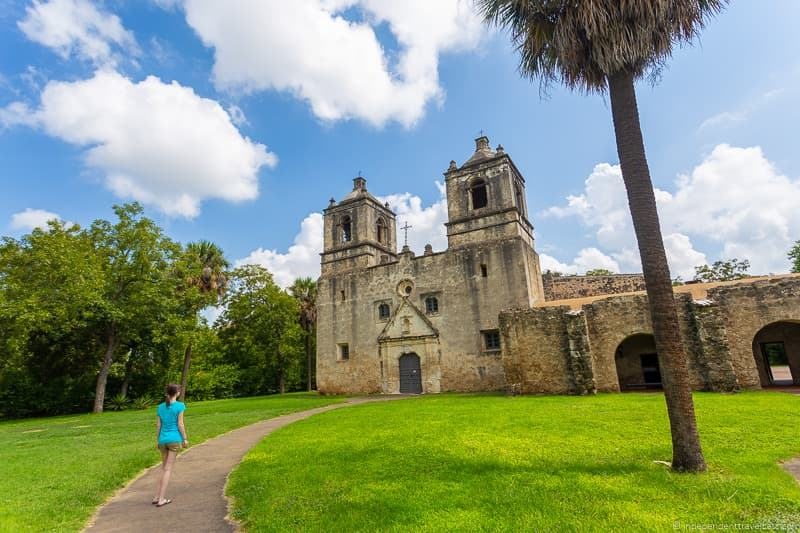 A guide to visiting The Alamo in San Antonio Texas San Antonio Missions National Historical Park