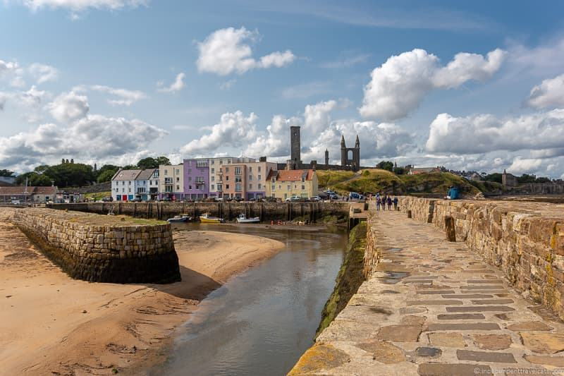 St. Andrews Fife day trips from Edinburgh day trips Edinburgh day tours Scotland