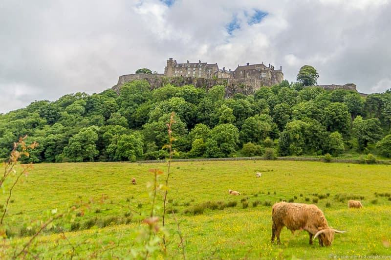 Stirling Castle day trips from Edinburgh day trips Edinburgh day tours Scotland
