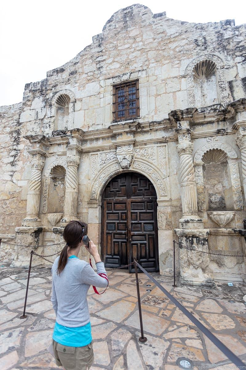 The Alamo A guide to visiting The Alamo in San Antonio Texas San Antonio Missions National Historical Park