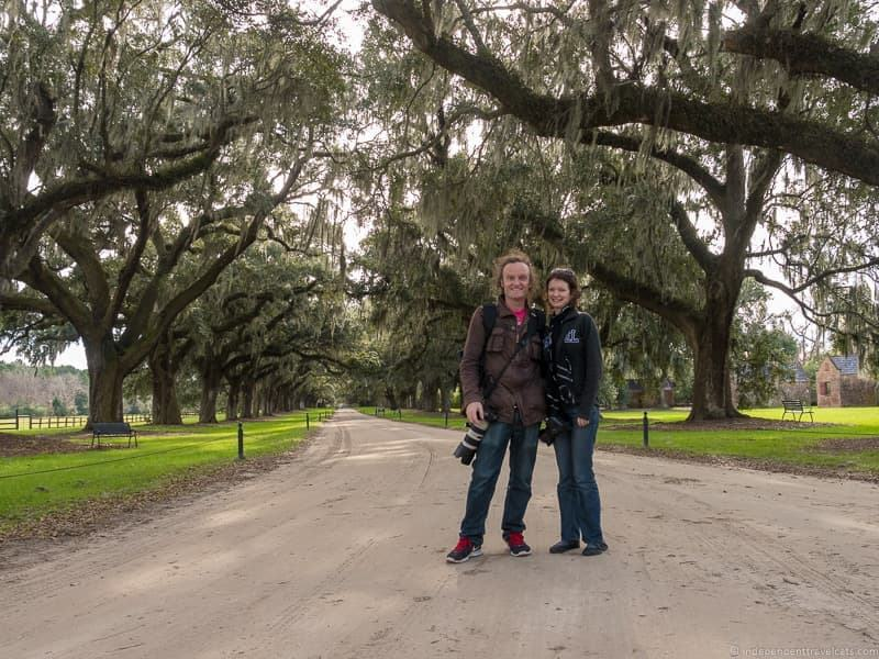 Charleston plantations guide South Carolina plantation tours