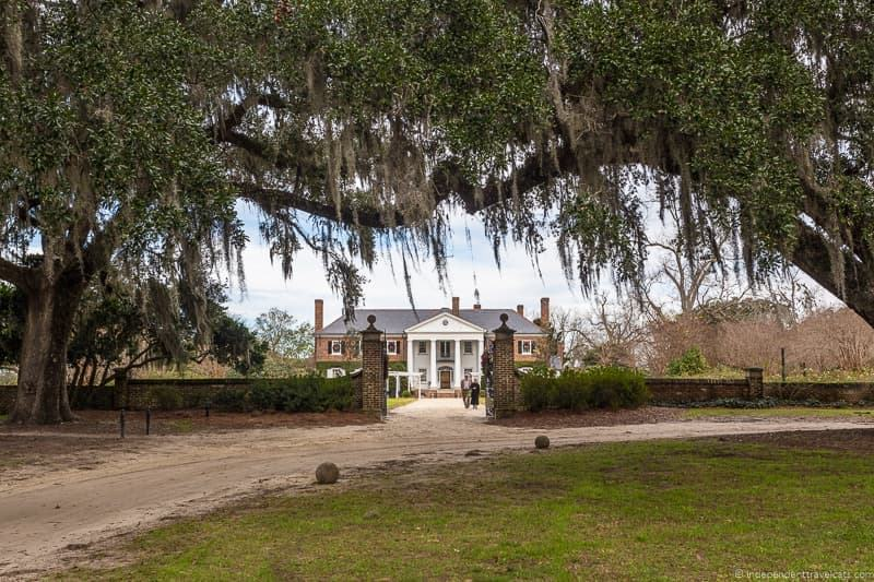 Boone Hall Plantation Charleston plantations guide South Carolina plantation tours