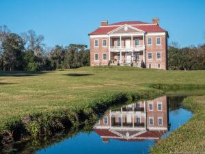 Drayton Hall main house Charleston plantations guide South Carolina plantation tours