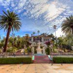 Casa del Sol Hearst Castle San Simeon California Central Coast American Castle William Randolph Hearst home La Cuesta Encantada