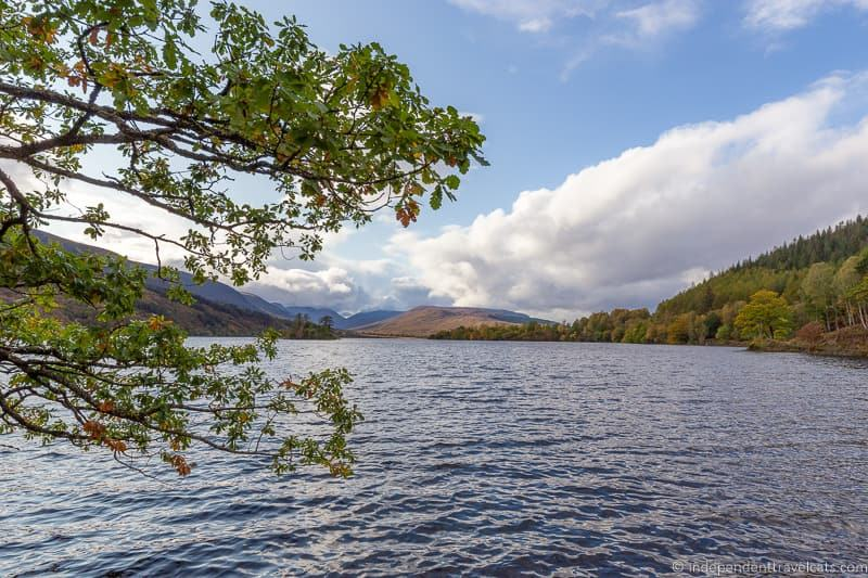Loch Arkaig Lochaber Scotland lake filming location Harry Potter