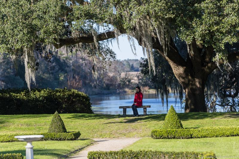 formal gardens Middleton Place Plantation house Charleston plantations guide South Carolina plantation tours