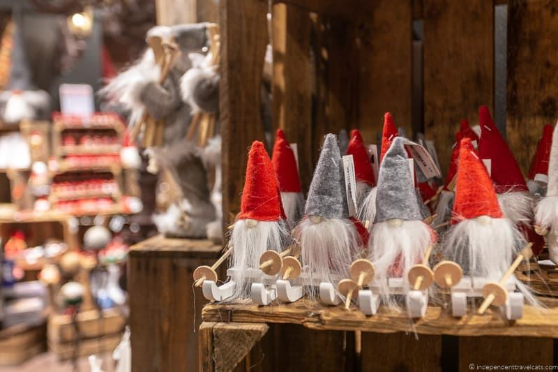 omtenisse or tonttu Finland Christmas Shop tomte nisse Christmas in Finland winter in Finland