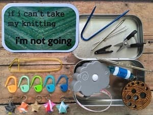 travel knitting kit travel gift guide best gifts for travelers traveler gift ideas