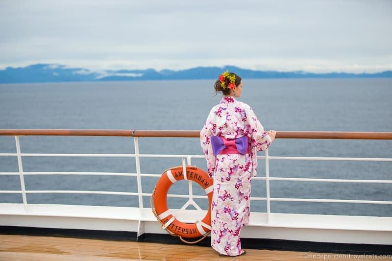 Holland America Japan cruise tickets travel gift guide best gifts for travelers traveler gift ideas