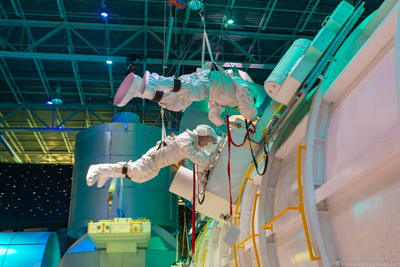 US Space Camp EVA experience Huntsville AL travel gift guide best gifts for travelers traveler gift ideas