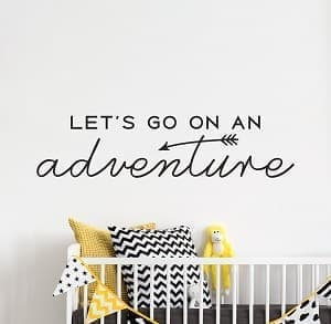 travel themed wall decal travel gift guide best gifts for travelers traveler gift ideas