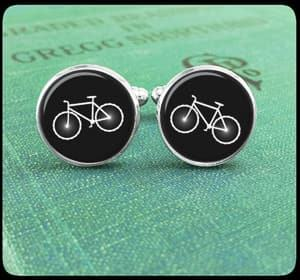 bike cufflinks travel jewelry jewelry for travelers travel themed jewelry jewellery for travellers