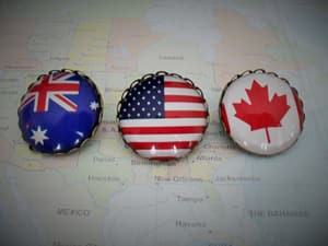 flag brooches pins travel jewelry jewelry for travelers travel themed jewelry jewellery for travellers
