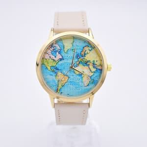map watch travel jewelry jewelry for travelers travel themed jewelry jewellery for travellers