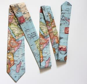 world map tie travel jewelry jewelry for travelers travel themed jewelry jewellery for travellers