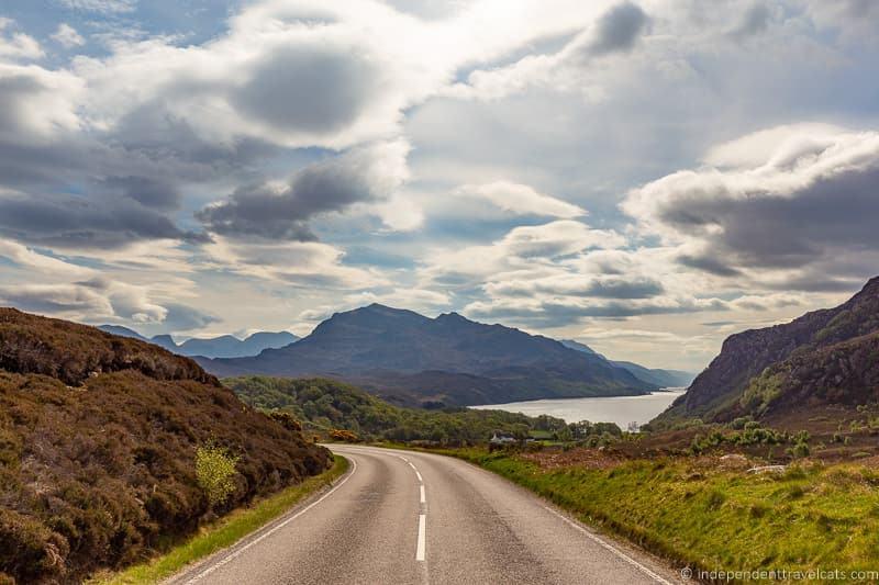 7 day North Coast 500 road trip itinerary Scotland
