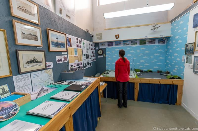 Russian Arctic Convoy Museum Aultbea 7 day North Coast 500 road trip itinerary Scotland