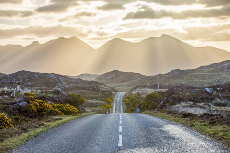 1 week North Coast 500 itinerary Scotland