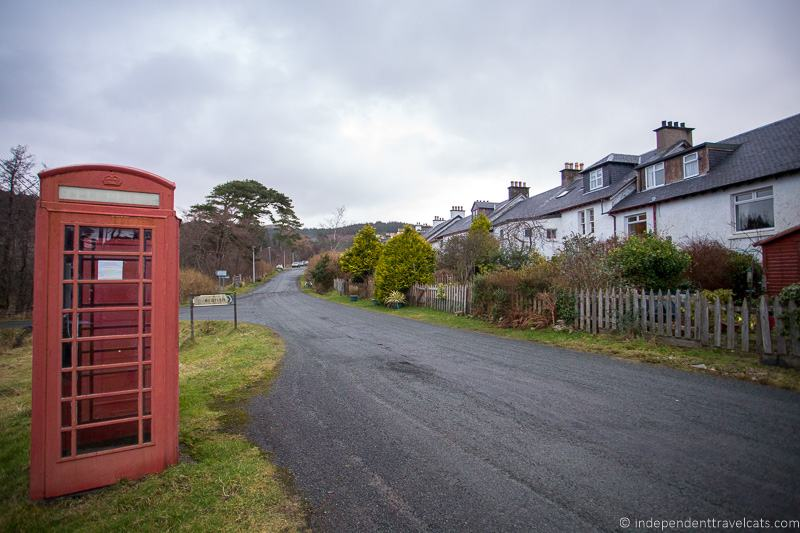 Inverarish Isle of Raasay travel guide things to do on the Isle of Raasay