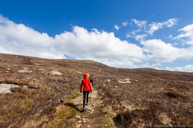 Dun Caan hike Dun Cana hikng Isle of Raasay travel guide things to do on the Isle of Raasay
