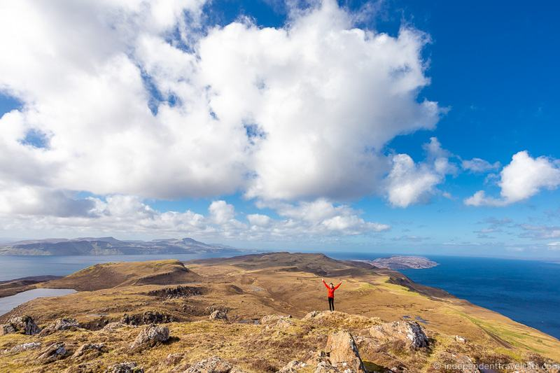 Isle of Raasay travel guide things to do on the Isle of Raasay