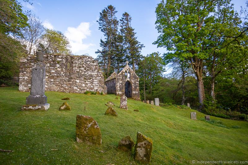 St. Moluag's Chapel Isle of Raasay travel guide things to do on the Isle of Raasay