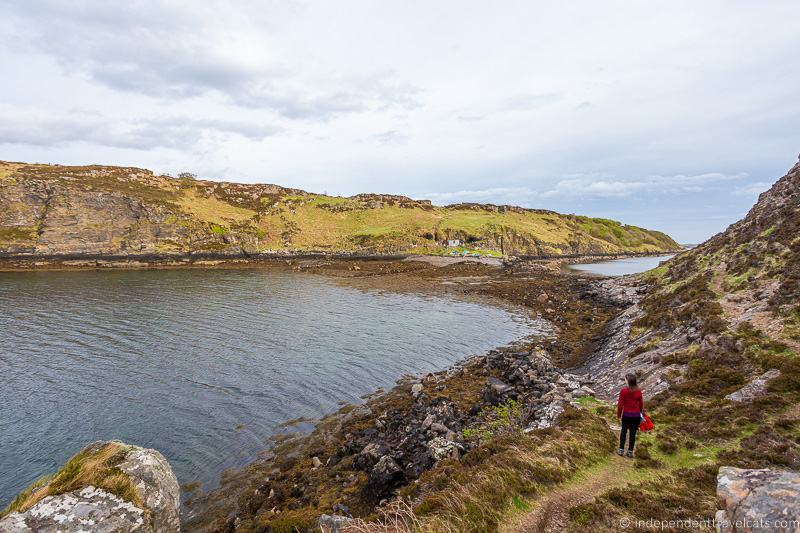 Fladda island hike Eilean Fladday hiking Isle of Raasay travel guide things to do on the Isle of Raasay