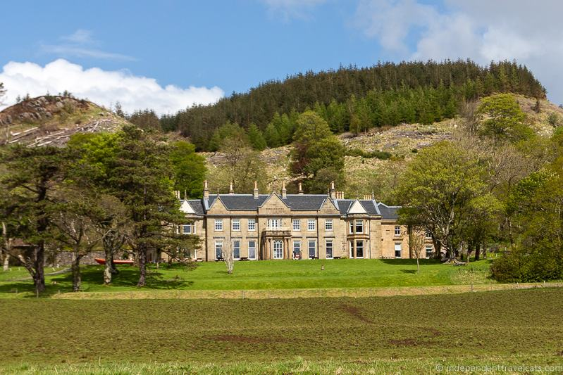 Raasay House Isle of Raasay travel guide things to do on the Isle of Raasay