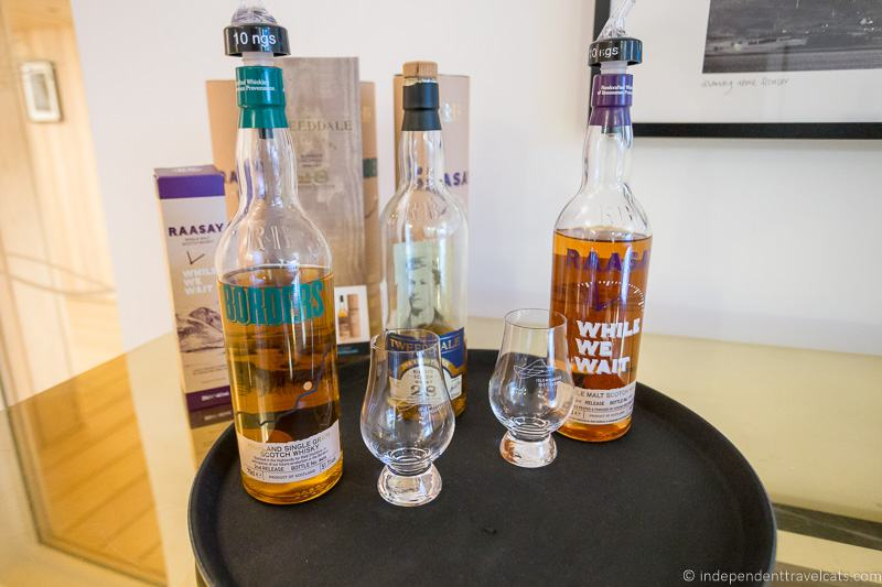 whisky Isle of Raasay Distillery Isle of Raasay travel guide things to do on the Isle of Raasay